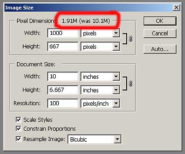 powerpoint size
